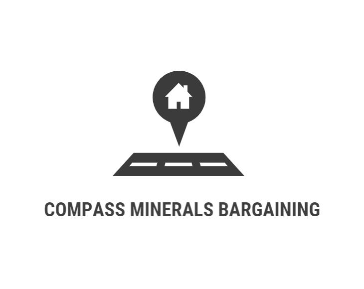 Compass Minerals Bargaining